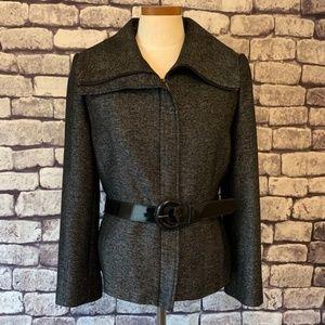 Anne Klein Black & White Jacket Size 8